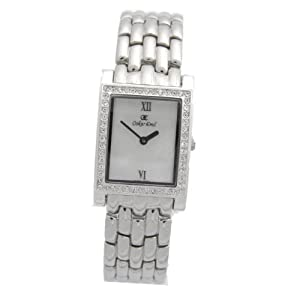Oskar Emil Perugia s/sgmop – Reloj de Caballero de Cuarzo, Correa de Acero Inoxidable Color Plata