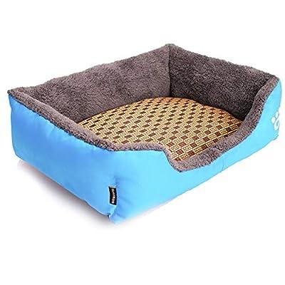 JiChuio Chiot Animaux Chien Chat Chambres Maison douce et chaude Dog Nest Mat Kennel by JiChuio