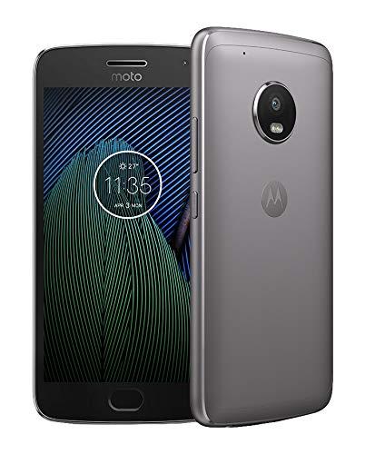 Motorola Moto G G5 Plus SIM doble 4G 32GB Gris - Smartphone...