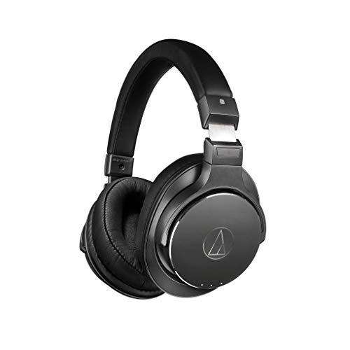 Audio-Technica ATHDSR7BT Casque - Casques (Supra-aural, Bandeau, avec Fil &sans Fil, 5-40000 Hz, 2 m, Noir)