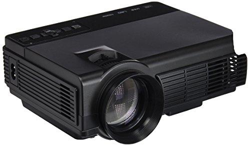 proyector barato Unicview SG150 con ANDROID, WIFI, USB, HDMI, VGA, AC3, Tarjeta...