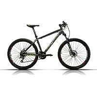 Megamo Natural 50 Bicicleta de Montaña, Hombre, Gris, ...