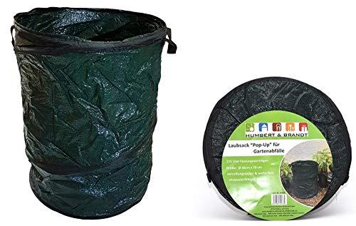 Hub - Bolsas de basura para jardín 2 unidades