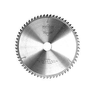 JJW Alexandra 220x 30mm, 62TF Men Germany Carbide Circular Saw Blade Multi Material–Pack of 14250980690623