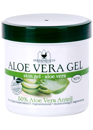 Herbamedicus Aloe Vera Gel, 250 ml