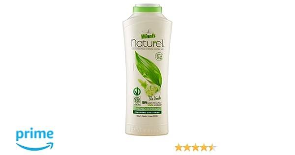 Bagnoschiuma Naturale : Winnis naturel bagnoschiuma 500 ml: amazon.it: salute e cura