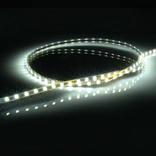 Barra de luz LED flexible para decoración de coche, 90 cm, diseño de tira de ahorro de energía