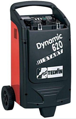 Telwin Dynamic 620 Start Chargeur de batterie et démarreur