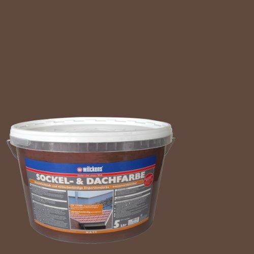Sockel- & Dachfarbe Havanna 5 Liter
