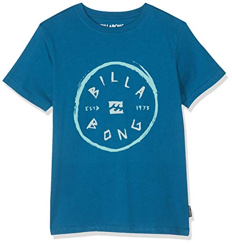 BILLABONG Jungen ROTOHAND SS Kurzarm-t-Shirt, Royal, 8 -