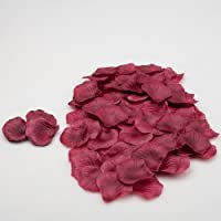 Richland® Petali di rosa in seta 1000 pz Dark Red