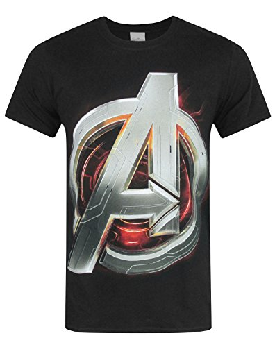 Uomo - Official - Avengers Age Of Ultron - T-Shirt (XL)