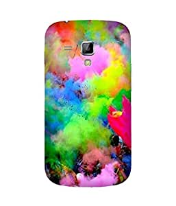 Color Burst Samsung Galaxy S Duos S7562 Case