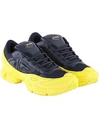 size 40 fcfee 0d18b Adidas Sneakers Uomo RAF Simons Ozweego F34267 (44 - BYELLOW-NTNAVY)