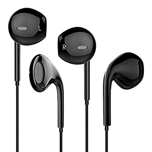 Cable Hunter Wired In-Ear Headphone with 3.5mm Jack & Mic for all Smartphones