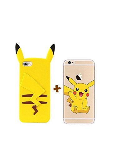 coque pikachu iphone 5