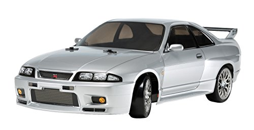Tamiya 300058604 - 1:10 RC Nissan Skyline GT-R R33 (TT-02D) (Body Car Drift Kit Rc)