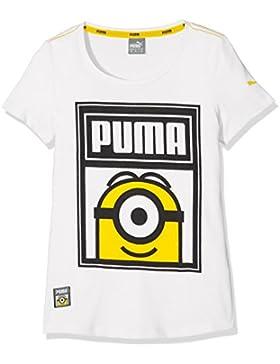 Puma Kinder Minions Tee T-Shirt