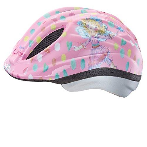 KED MEGGY ORIGINALE casco, Bambino, Colore:Lillifee, Taglia:XS 44-49cm