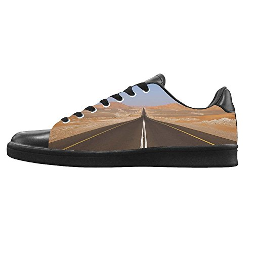 Dalliy w¨¹ste Men's Canvas shoes Schuhe Lace-up High-top Footwear Sneakers D