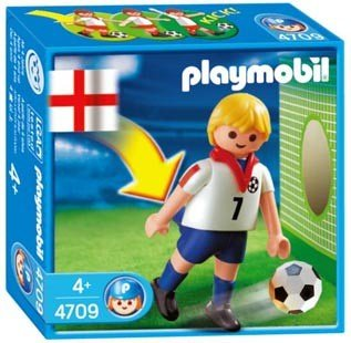 Playmobil 4709 - Inglaterra