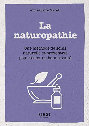 Le Petit Livre de la naturopathie par  Anne-Claire MERET