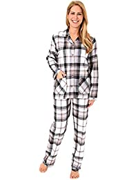 promo code d14d7 3b708 Suchergebnis auf Amazon.de für: pyjama damen flanell - Damen ...