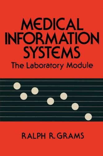 Medical Information Systems: The Laboratory Module PDF Books
