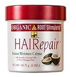 Organico Radice stimolatore secchi e danneggiati Capelli Riparazione Intense Moisture Cream 141.75gm