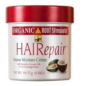 ORGANIC ROOT STIMULATOR DRY & DAMAGE HAIR REPAIR INTENSE MOISTURE CREAM 141.75gm