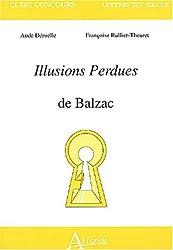 Illusions perdues de Balzac
