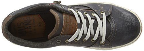 Mustang Herren Sneakers Grau (259 graphit)