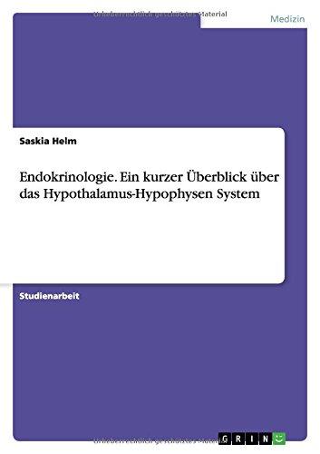 Endokrinologie. Ein kurzer Überblick über das Hypothalamus-Hypophysen System