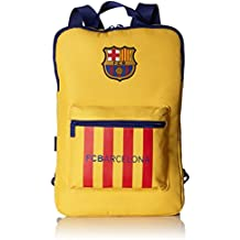 "Safta 611562766 - Funda para ordenador portátil de 15.6 "", con estilo de FC Barcelona"
