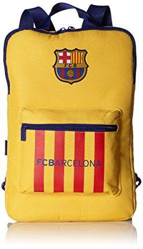 Safta 611562766 – Funda para Ordenador portátil DE 15.6″, con Estilo de FC Barcelona