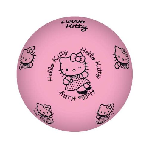 Mondo 07/905 - Hello Kitty Softball 20 cm (Ball Hello Kitty)