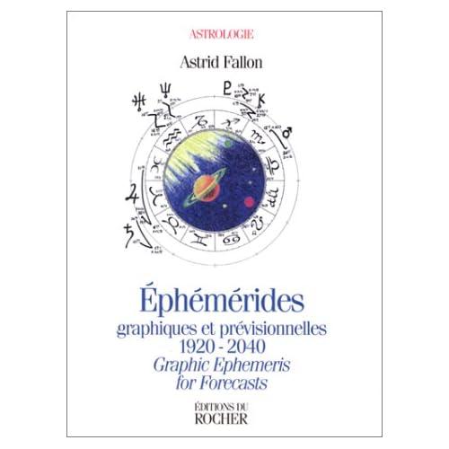 Ephémérides graphiques et prévisionnelles, 1920-2040