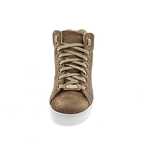 LIU JO Shoes - Sneaker S66031-P0257 - nude metallic Nude Metallic