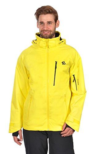 Völkl Team Race Jacket Bright Yellow 3XL