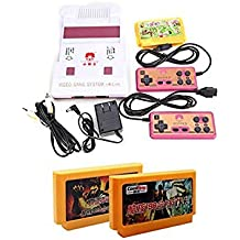 Bloomerang Subor D99 8 Bit Classic Tv Game Console With 400 In 1 And 198 In 1Game Cartridg