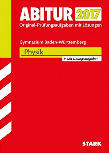 Preisvergleich Produktbild Abiturprüfung Baden-Württemberg - Physik