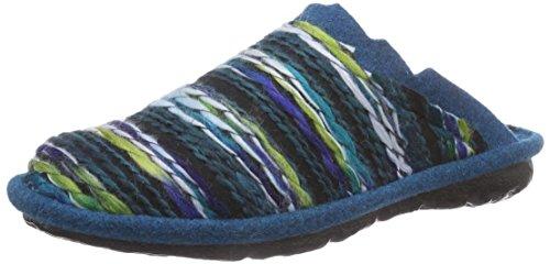 Romika by Daniela KatzenbergerMikado 66 - Pantofole Donna , Multicolore (Multicolore (Aqua/Multi 663)), 35