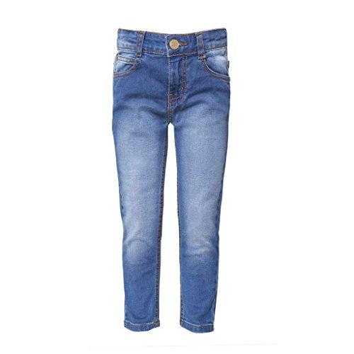Tales & Stories Medium Blue Denim Trouser