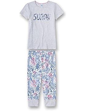 Sanetta Mädchen Zweiteiliger Schlafanzug Shorty 244189