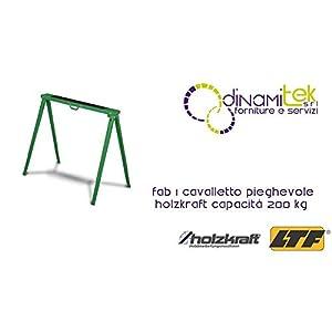 Holzkraft–Caballete plegable Fab 1–Capacitã 200kg