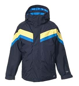 Trespass Boy's Kennedy Ski Jacket - Black, 2-3 Years