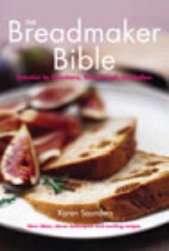 41H2HRJ3PBL - BEST BUY #1 The Breadmaker Bible Reviews uk