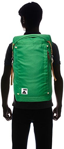 POLER Rucksack Bag Rolltop Pack Bright Green