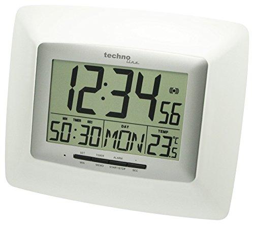 Technoline WS 8100 - Reloj de pared (AA Mignon, LR 06, 1.5...
