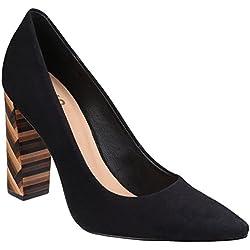 Atrani Suede Slip on Court Shoe UK 8 EU 41